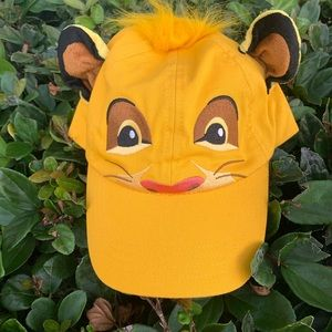 Simba Baseball Cap Hat from Walt Disney World